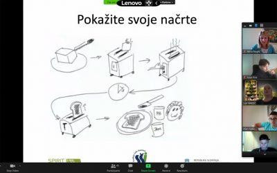 Start-up vikend 2020 – Vikend podjetništva na Srednji šoli Jesenice