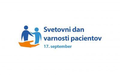 Svetovni dan varnosti pacientov